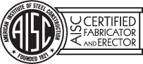 AISC Certified Fabricator and Erector